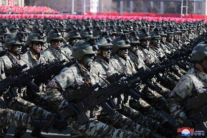 Северная Корея собралась ввести войска в демилитаризованную зону