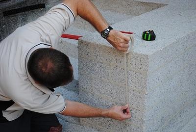Методы работы с модифицированным бетоном