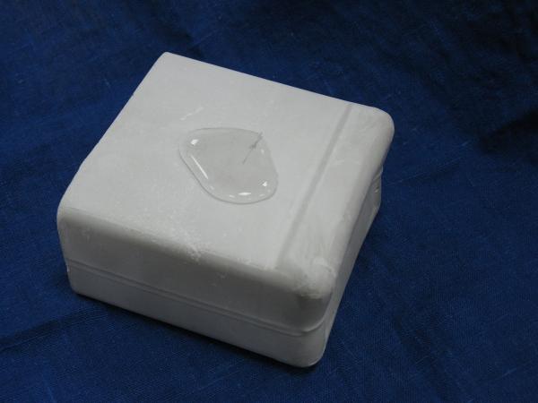 Гидрофобный гипсобетон