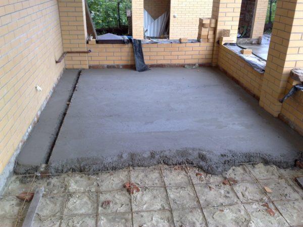 Использование добавок-ускорителей. Результат от использования добавок в бетоне