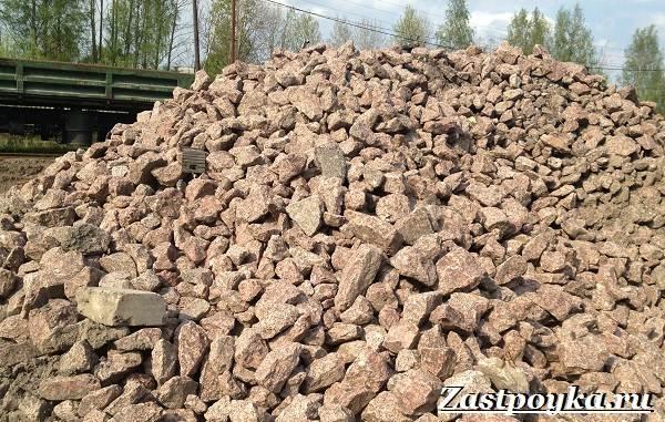 Бутовый-камень-для-строительных-работ-свойства-добыча-применение