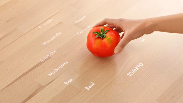 Cтол, который сам диктует ваше меню
