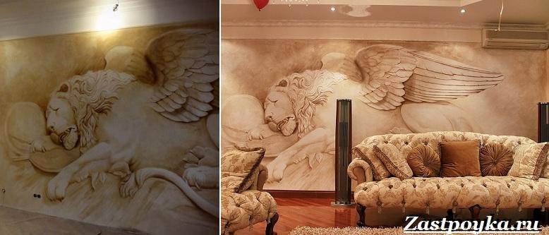 Декоративная-штукатурка-стен-её-особенности-и-применение-10