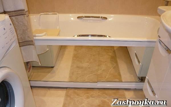 Экран-под-ванну-Применение-виды-установка-и-цена-экрана-для-ванны-4