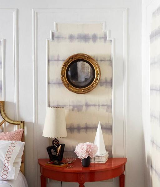 Как драпировать стены тканью. Делаем текстильные обои своими руками
