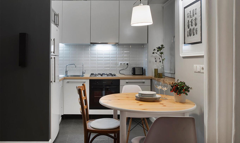 Как использовать пространство в маленькой квартире
