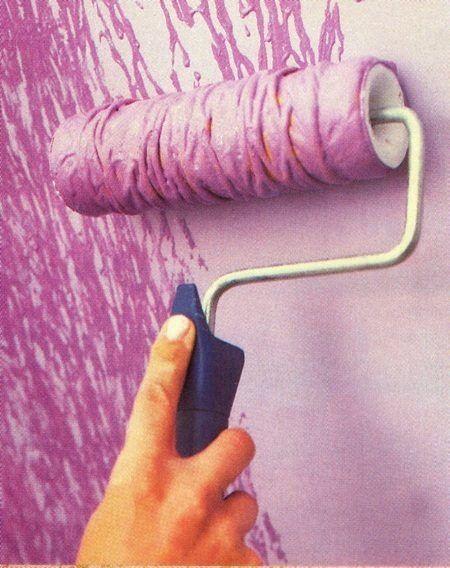 Как покрасить стены. Советы профессионалов