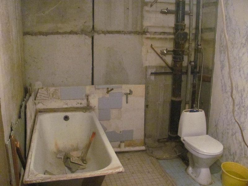 Как правильно отремонтировать ванную