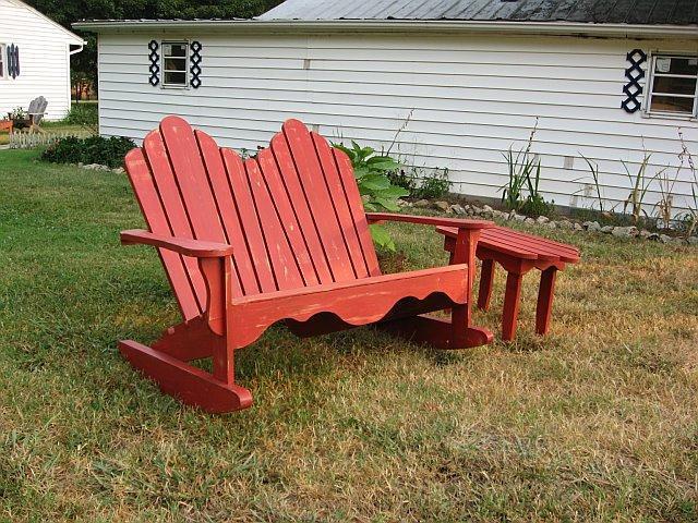 Как сделать дизайнерское деревянное кресло