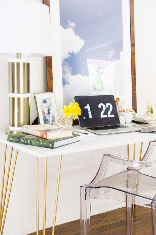 Как сделать письменный стол