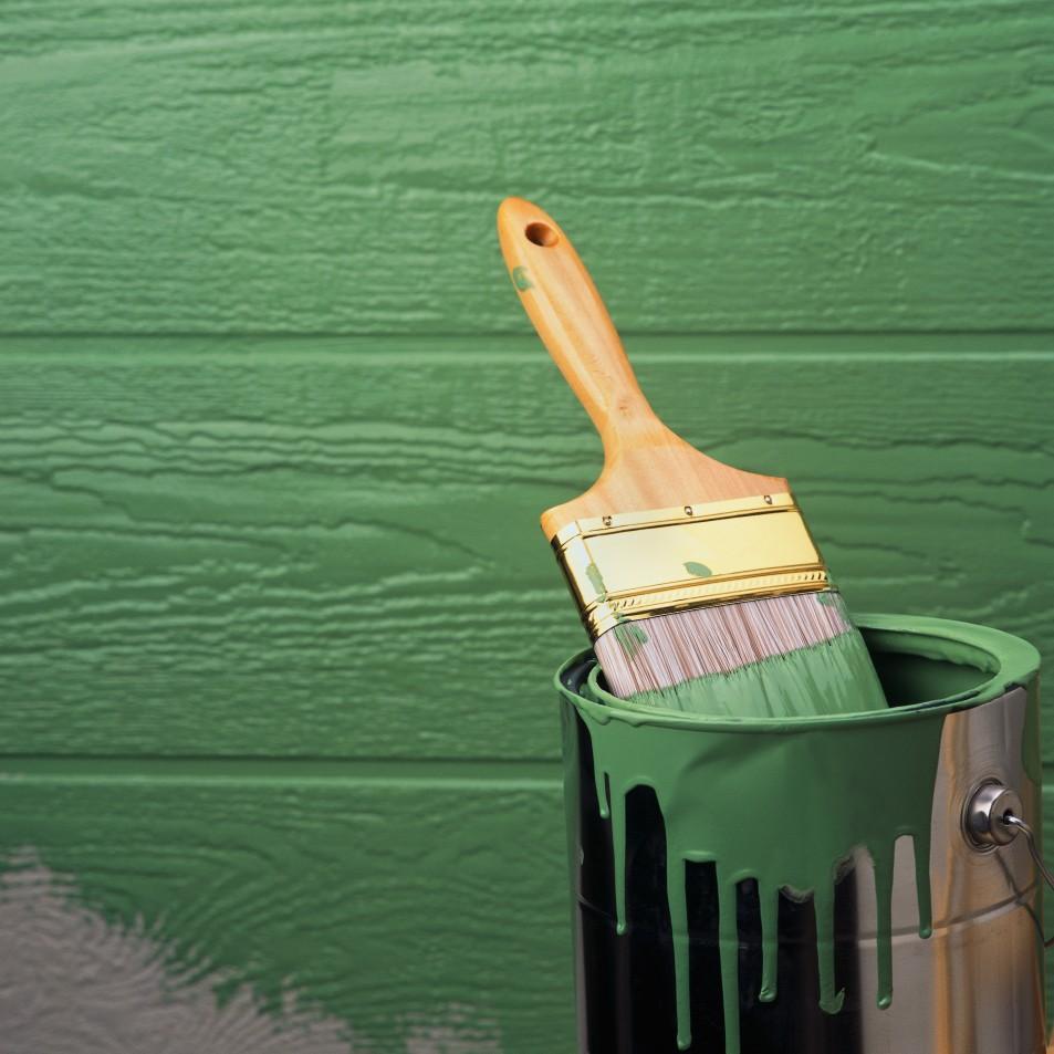 Как выбрать краску для фасада