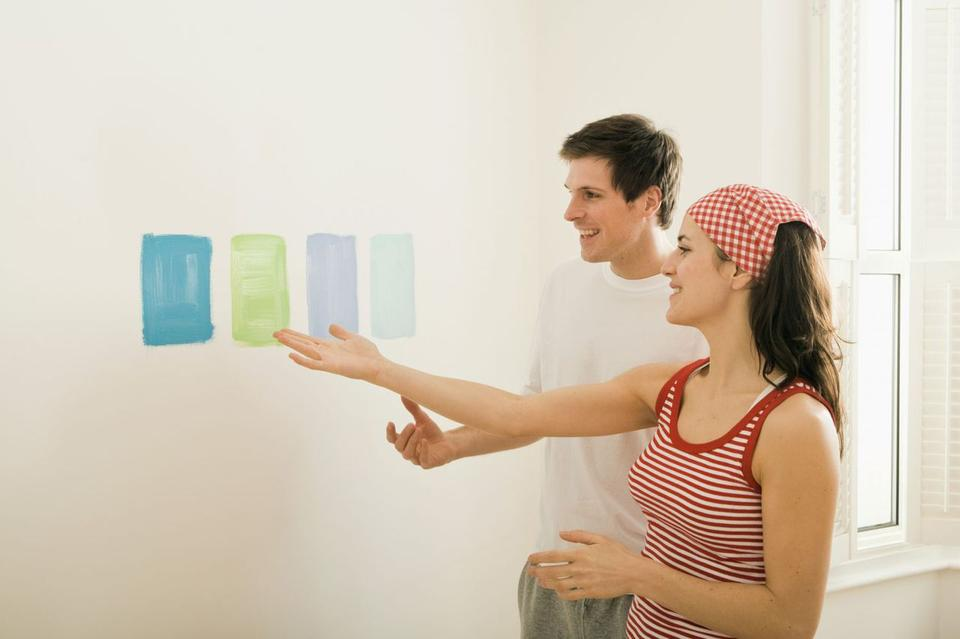 Как выбрать цвет краски для стен: 10советов профессионального маляра