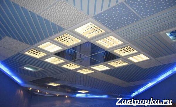 Кассетный-потолок-Описание-особенности-применение-и-виды-кассетного-потолка-2