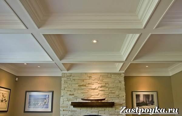 Кессонный-потолок-Описание-особенности-виды-и-монтаж-кессонного-потолка-10