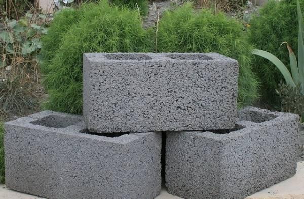 Крупнопористый бетон. Описание и метод изготовления