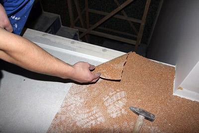 Описание технологии укладки ламината своими руками