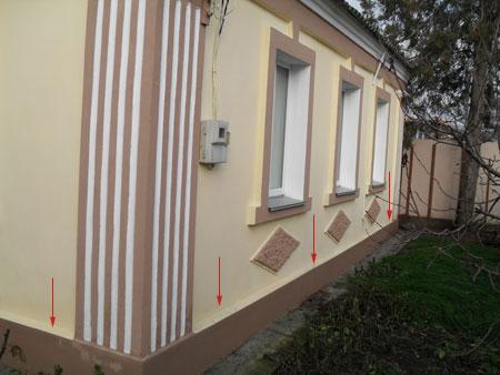 Отделка цоколя дома своими руками: технология облицовки, обшивка, утепление - инструменты и материалы, советы, рекомендации, инструкции