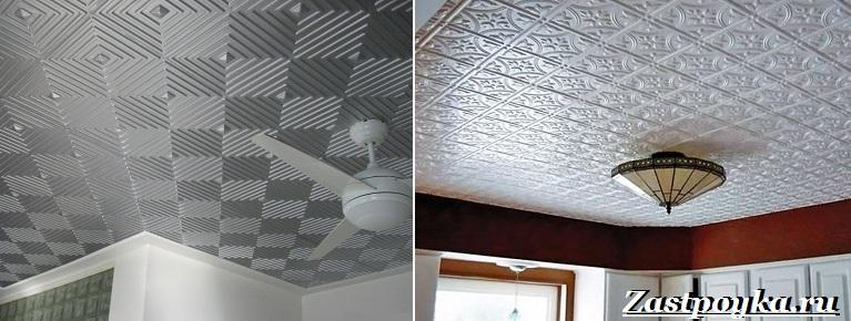 Потолочная-плитка-из-пенопласта-Описание-особенности-виды-и-цена-потолочной-плитки-из-пенопласта-5