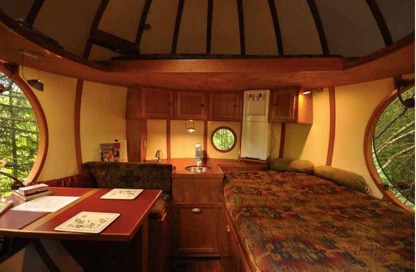 Проекты миниатюрных дачных домиков