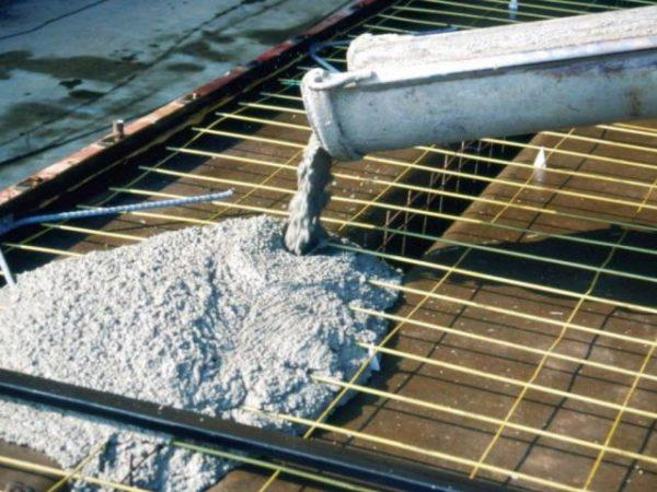 Реологические свойства цементно-зольной бетонной смеси. Описание свойств бетона
