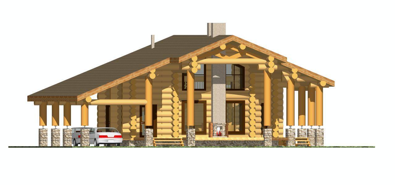С чего начинается строительство деревянного дома