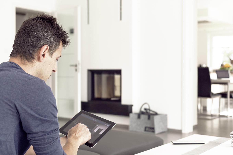 Сенсорная систему умного дома