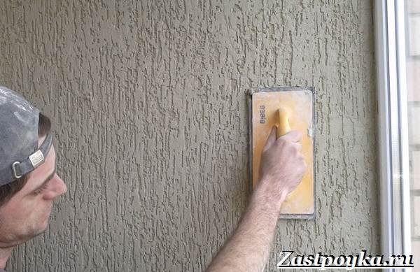 Штукатурка-короед-оригинальная-отделка-для-стен-и-фасадов-домов-6
