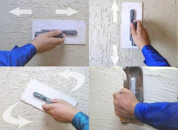 Штукатурка-короед-оригинальная-отделка-для-стен-и-фасадов-домов-8