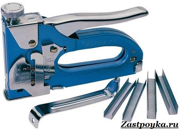 Степлер-строительный-Описание-особенности-применение-и-цена-степлера-1