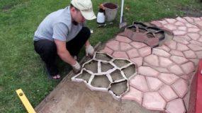 Плитка на цемент