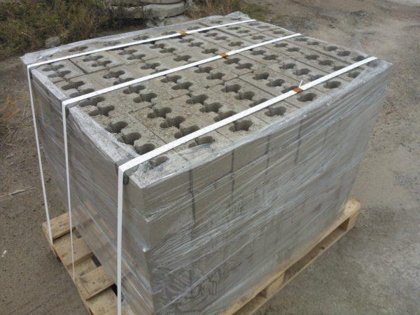 бетон в упаковке