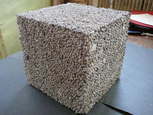Заполнители для легкого бетона. Методы производства заполнителей